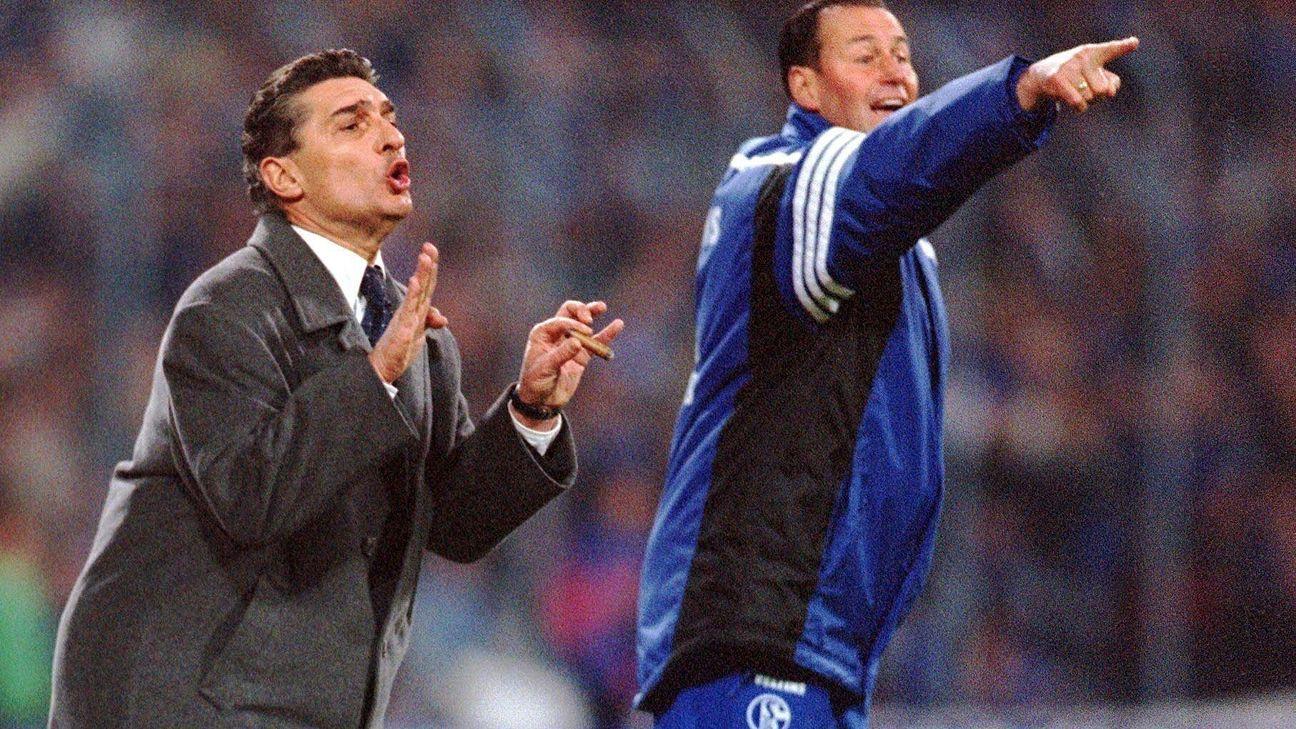Former Schalke chief Rudi Assauer dies after long battle with Alzheimer's