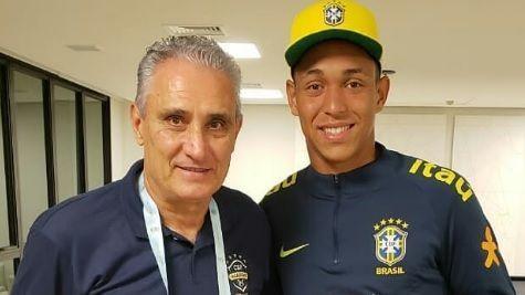 Identifican a la 1era. víctima del incendio de Flamengo, Christian Esmério, de las inferiores de la Selección de Brasil