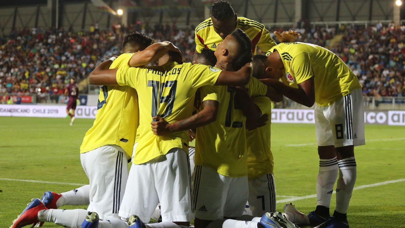 Los Mundiales Sub 20 de Colombia