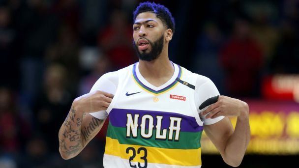 Next three moves for the Pelicans: How to rebuild after an AD trade