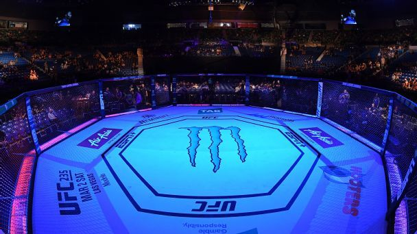 ESPN+ to be exclusive home of UFC PPV events