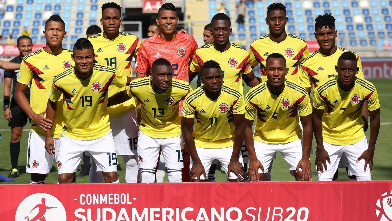El camino de Colombia en el Mundial sub 20