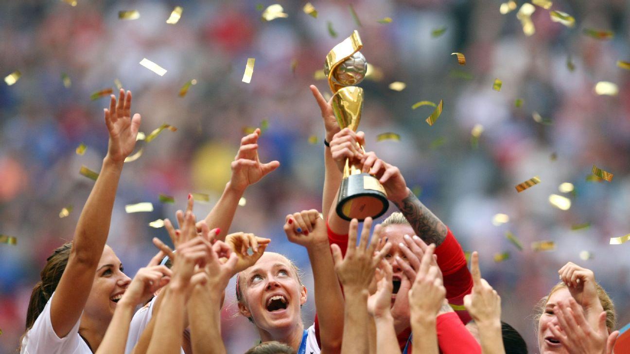 Brasil formaliza interesse de sediar Copa do Mundo feminina de 2023