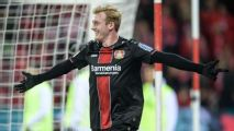 Borussia Dortmund sign Brandt from Leverkusen