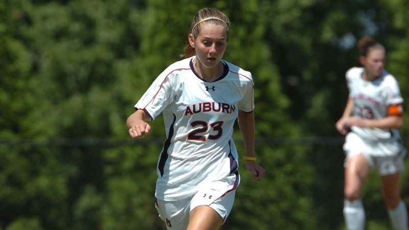 SEC Women's Legends Spotlight: Katy Frierson