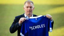 Paul Scholes expects Jose Mourinho criticism after becoming Oldham manager