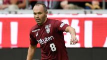 Barcelona legend Iniesta: I struggled to adapt after joining Vissel Kobe