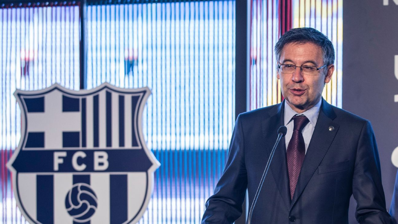 Bartomeu da mérito a la temporada y no duda de Valverde