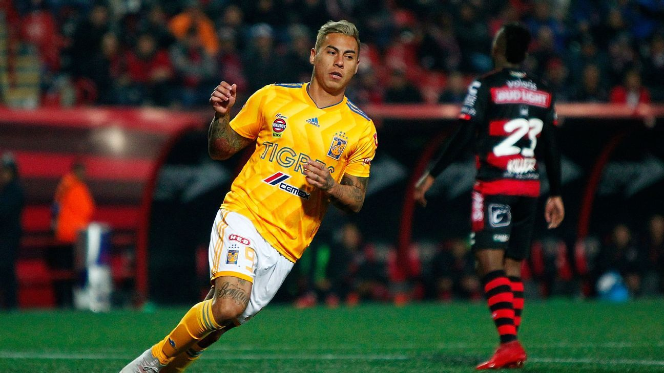 Portland Timbers 'moving on' from pursuit of Tigres Eduardo Vargas - source