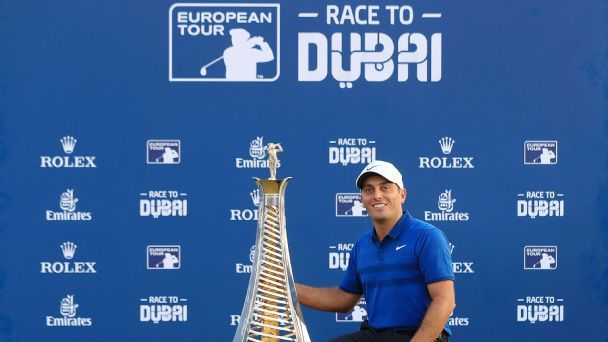 European Tour to pay golf's biggest ever top prize at Dubai season-ender