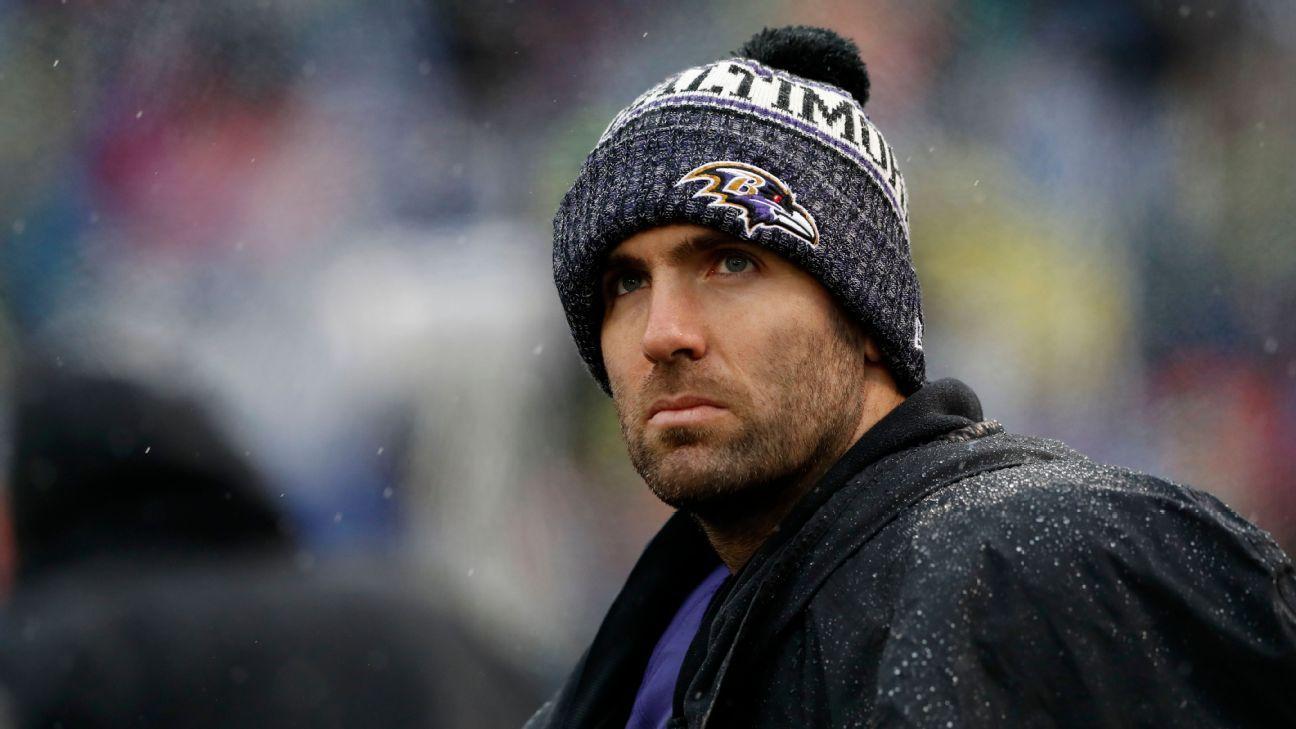 NFL: Denver Broncos encaminha troca com Baltimore Ravens para ter Joe Flacco