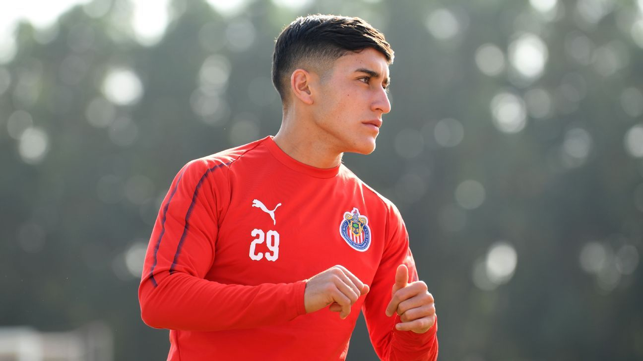 Alejandro Zendejas yet to make switch request from U.S. to Mexico - FIFA