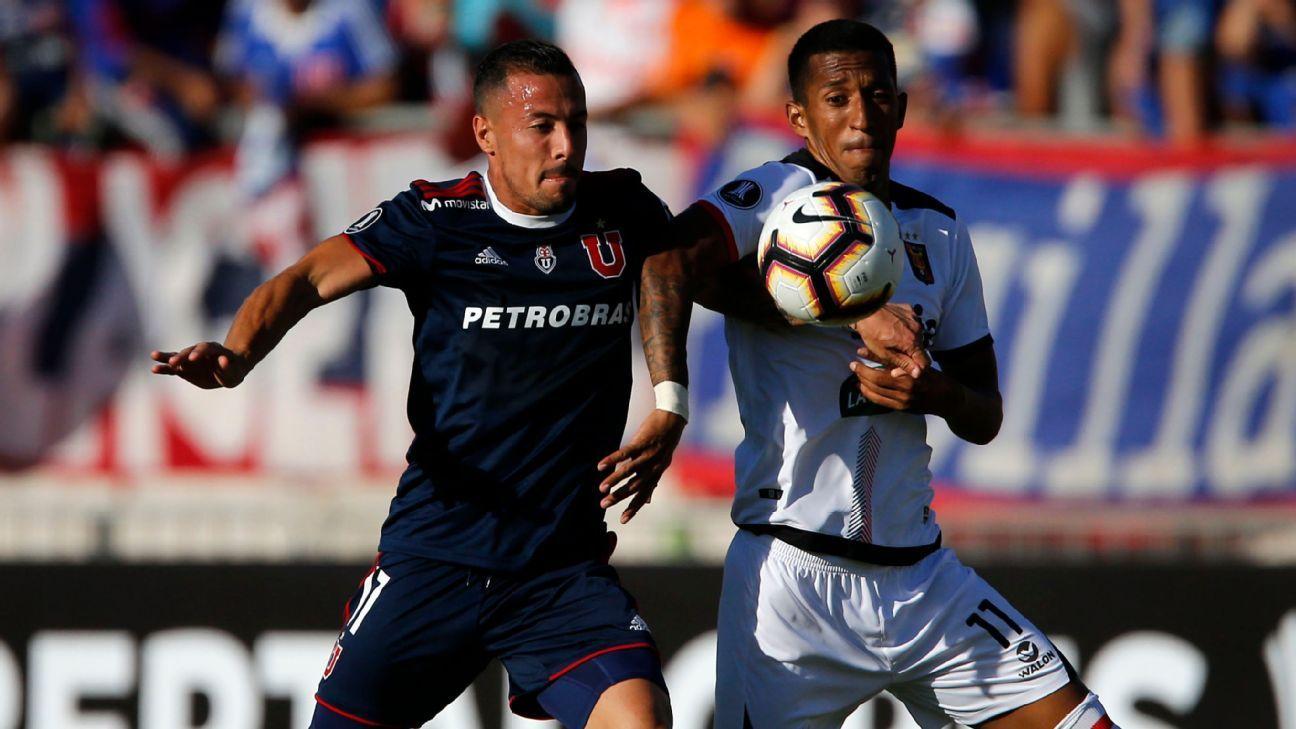 Melgar-Caracas abrirá la tercera fase de la Libertadores