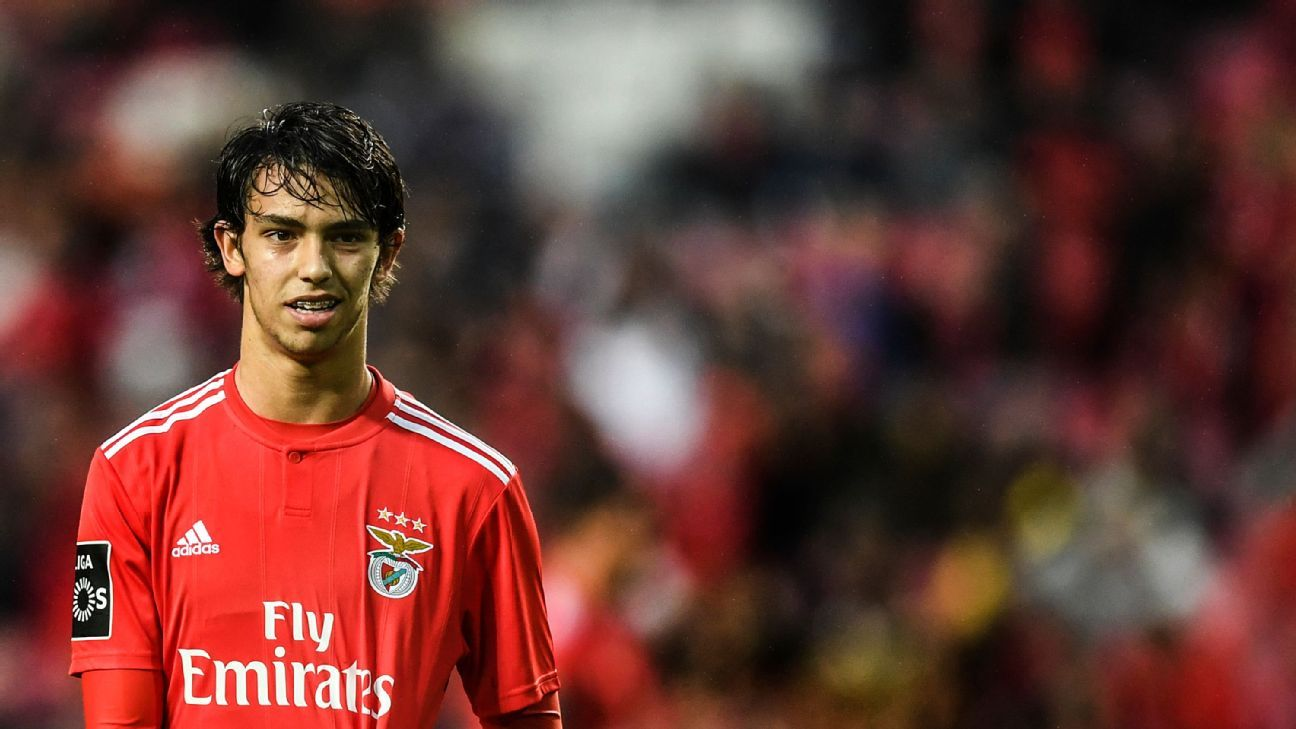 Joao Felix remaining calm amid Manchester United links - Benfica coach