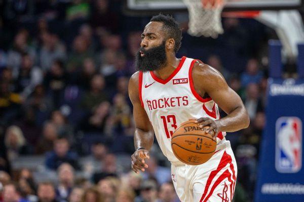 James Harden: Rockets needed consistent scoring reflected in streak