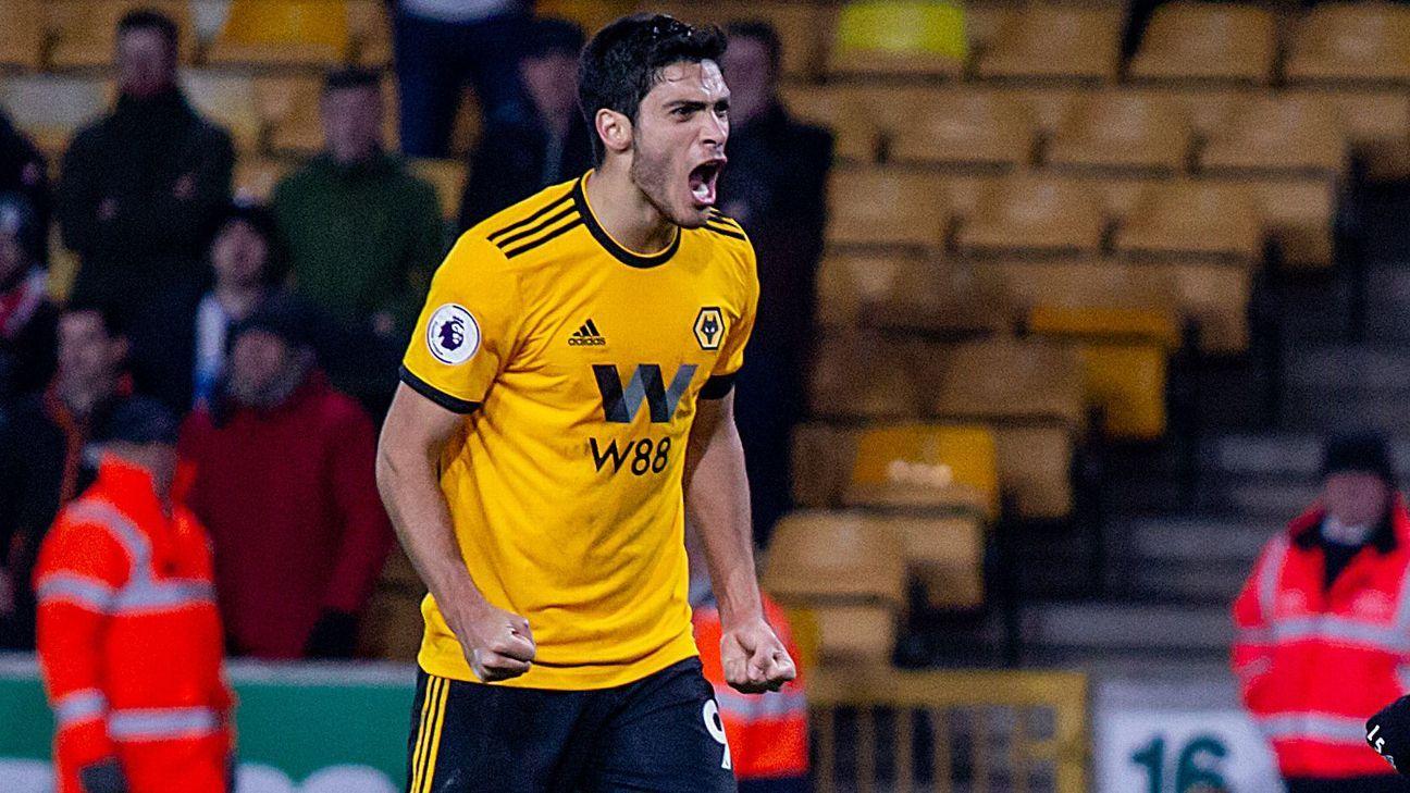 Valor de Jiménez no asusta a Wolves y buscan asegurar su compra