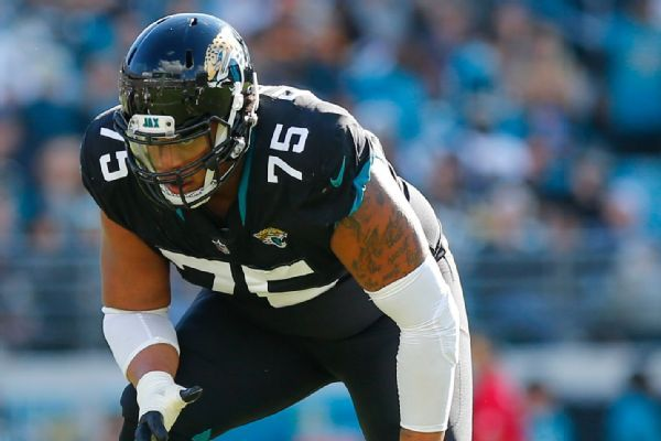 Source: Redskins sign OT Flowers to 1-year deal
