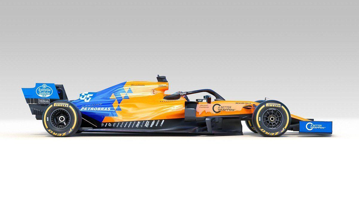 McLaren revela su monoplaza para la temporada 2019