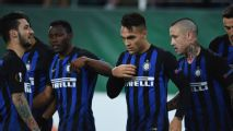 Martinez strikes again as Inter Milan beat Rapid Vienna without Icardi