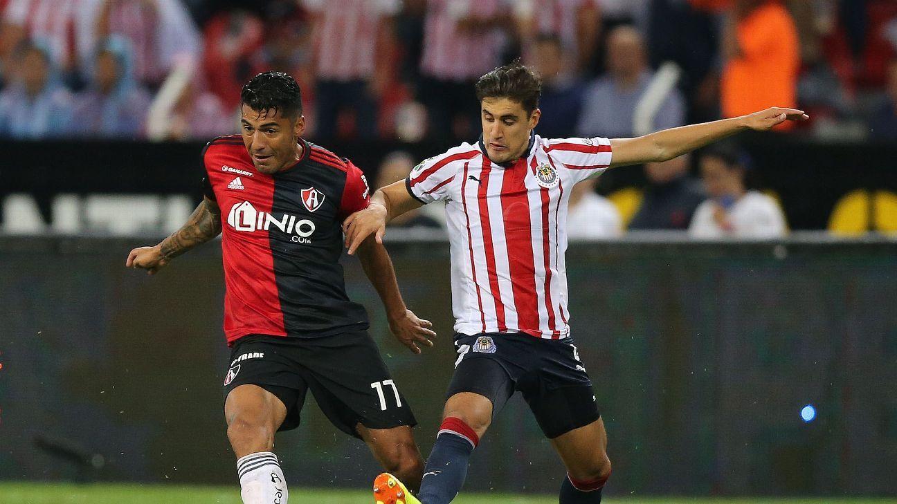 Liga MX W2W4: Clasico Tapatio, Clasico Capitalino headline massive week in Liga MX
