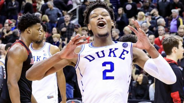 Duke player power rankings: What's next for the comeback kids?