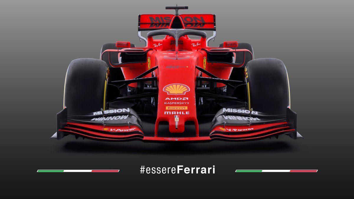 Ferrari presentó el SF90, su nuevo monoplaza