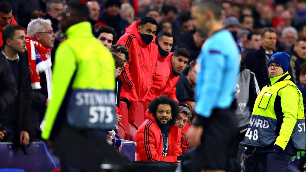 """UEFA """"satisfecha"""" con el uso del VAR en la Liga de Campeones"""