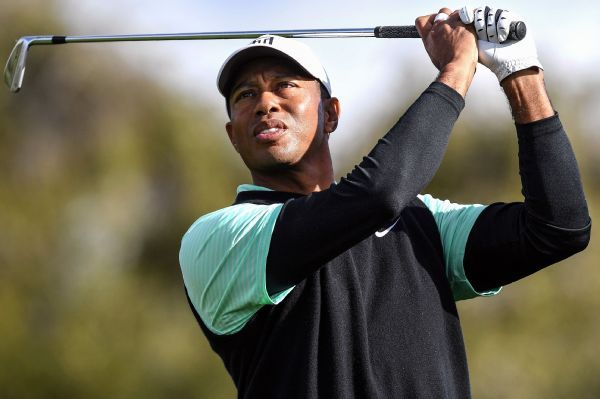 Mixed results for Tiger Woods after 30 holes at the Genesis Open