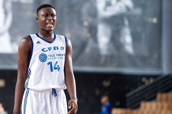 French teen Doumbouya declares for NBA draft