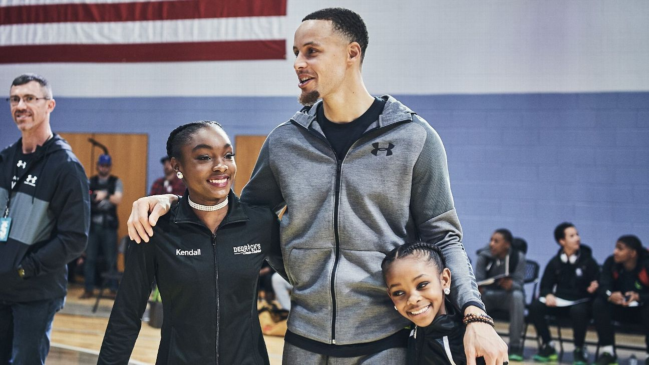 Stephen Curry and Under Armour are giving back on All-Star Weekend