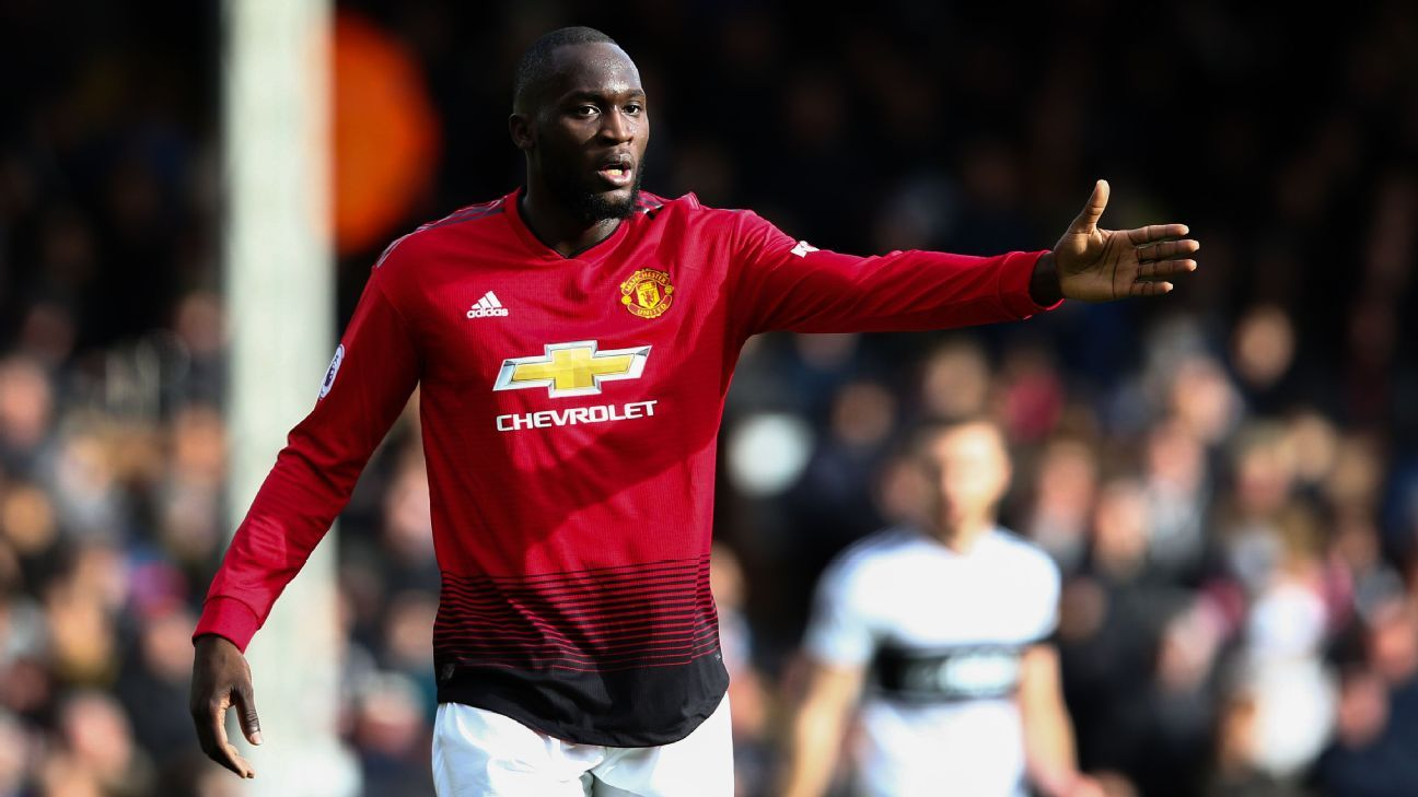 Transfer Talk: Manchester United's Romelu Lukaku in Inter Milan's sights
