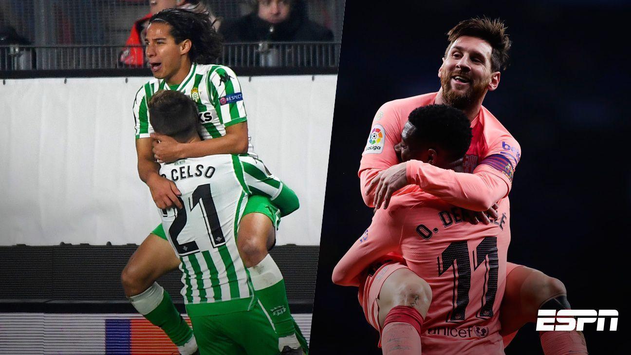 ¿Por qué France Football llama a Lainez el 'Messi mexicano'?