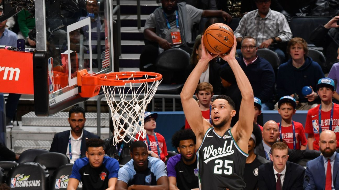 Best moments from Friday at NBA All-Star Weekend