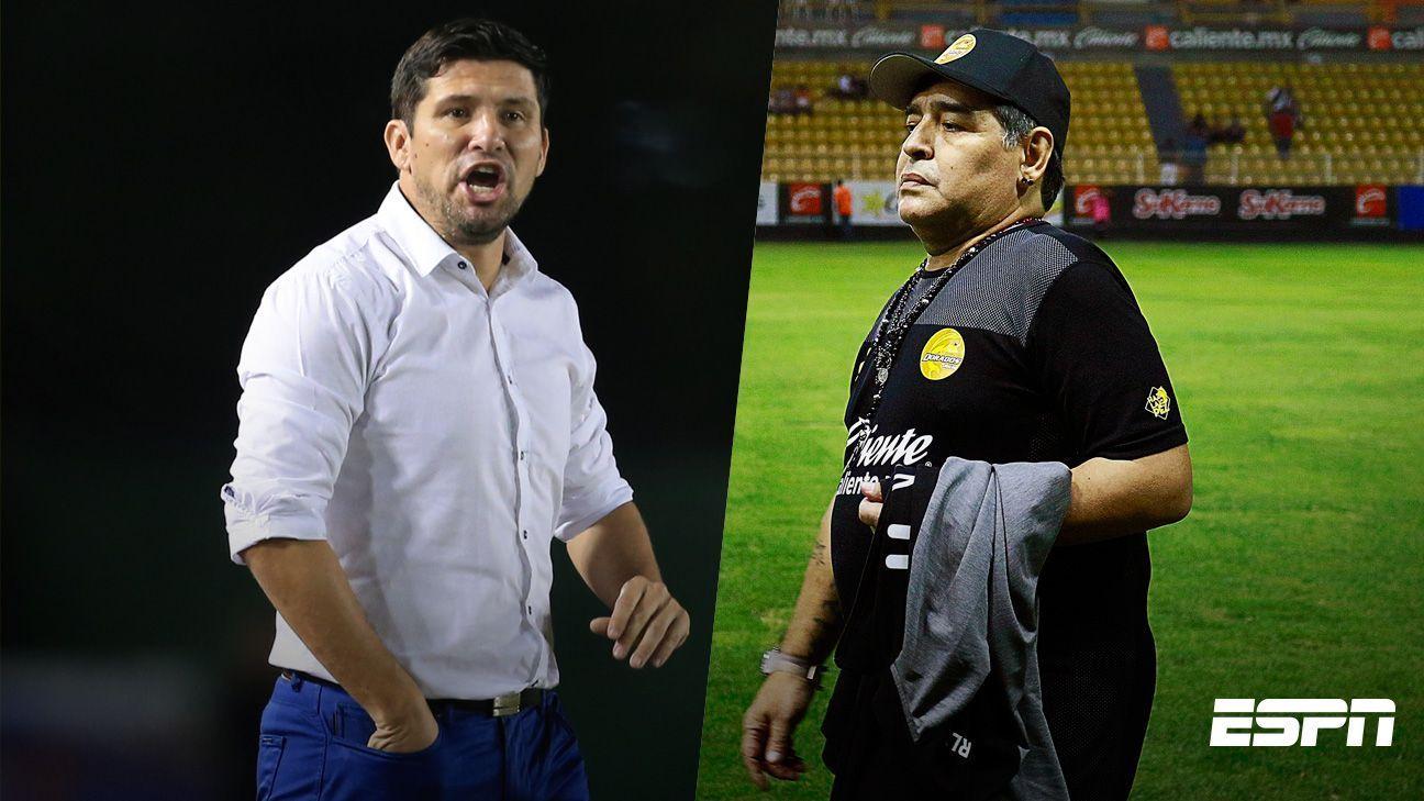 No causa nada en Atlante enfrentar a Maradona