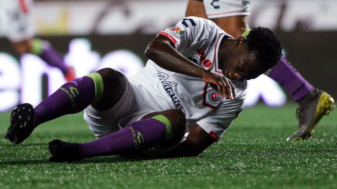 Veracruz completó una vuelta sin victorias en la Liga MX