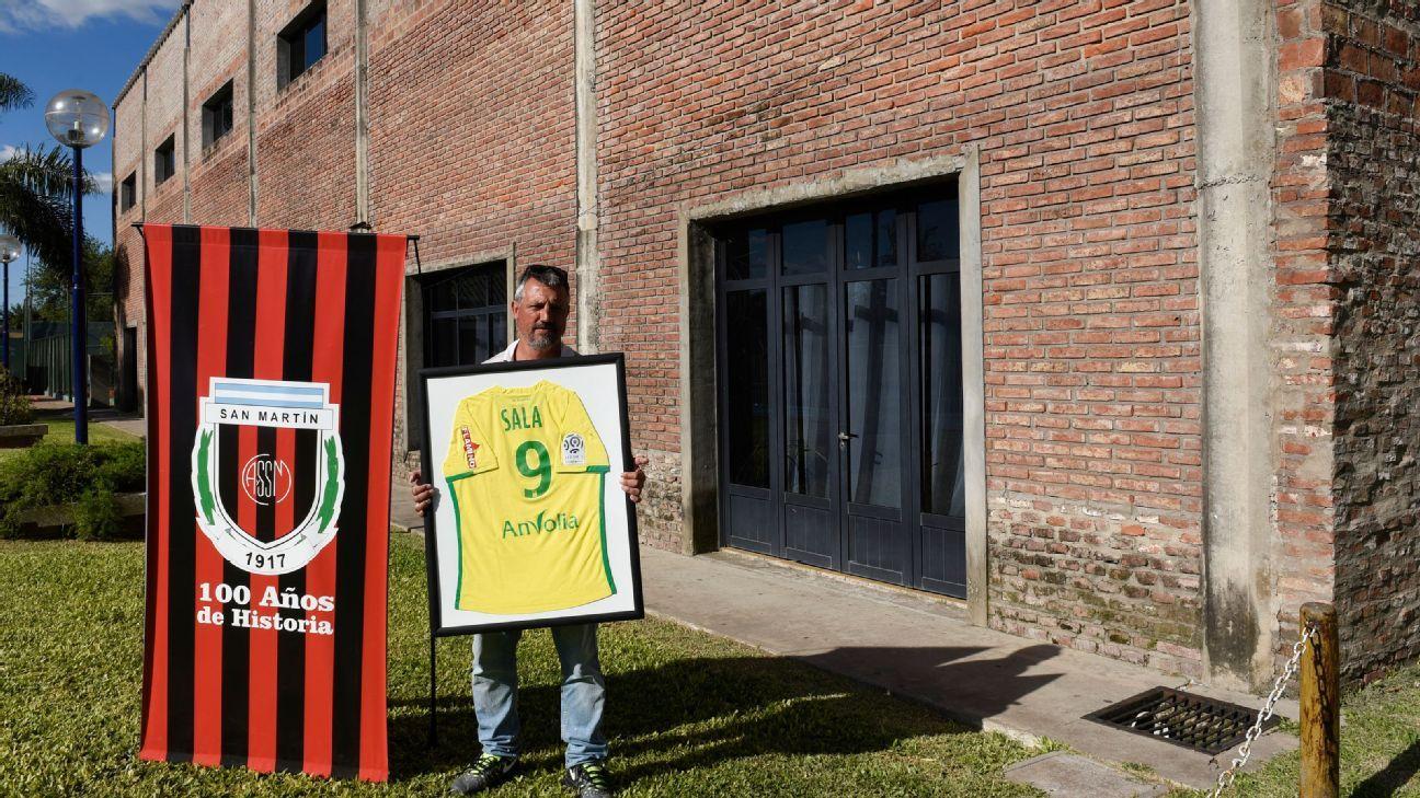 Emiliano Sala é velado em seu clube de infância, na Argentina