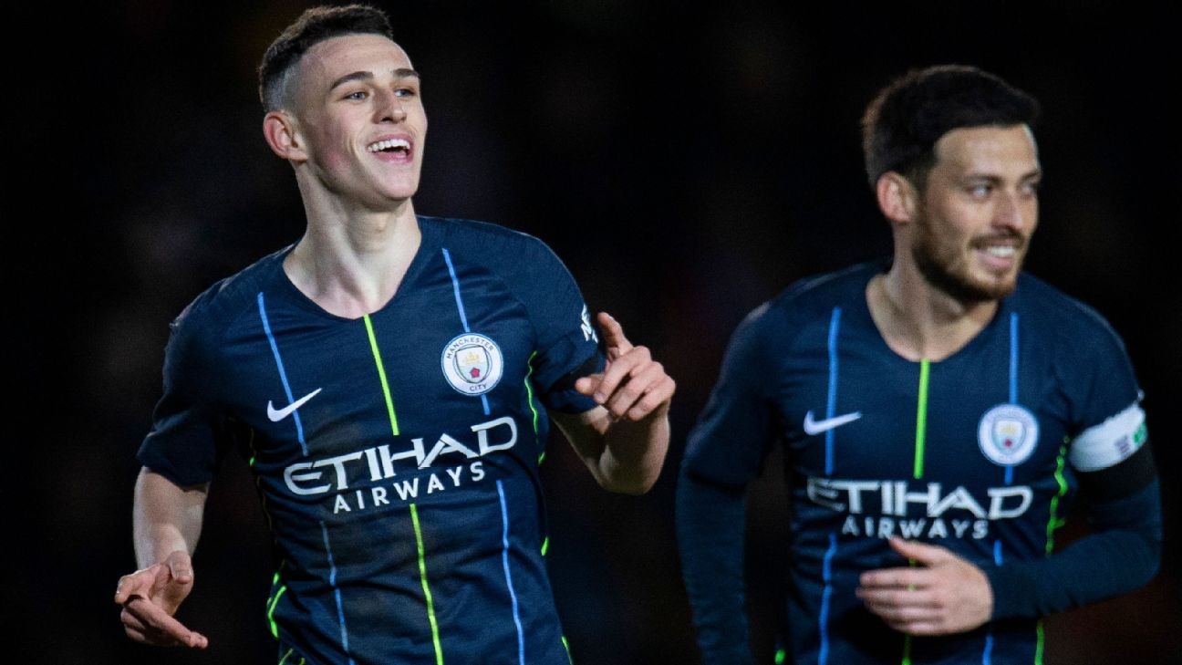 Manchester City end Newport's FA Cup dream, as Brighton and Millwall advance