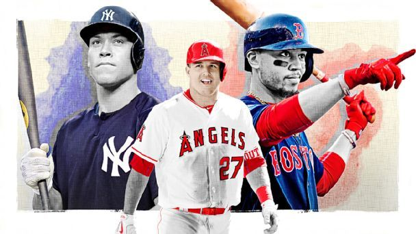 MLB outfield tiers: Mike Trout tops a list of franchise players