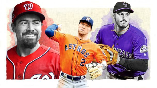 MLB third baseman tiers: Hot corner high on franchise-caliber talent