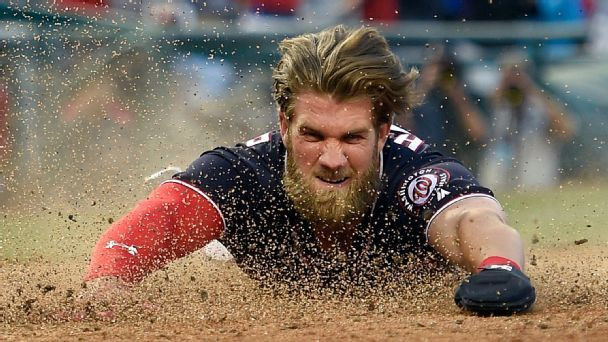 If Bryce or Manny go to Philly, they'd better get dirty