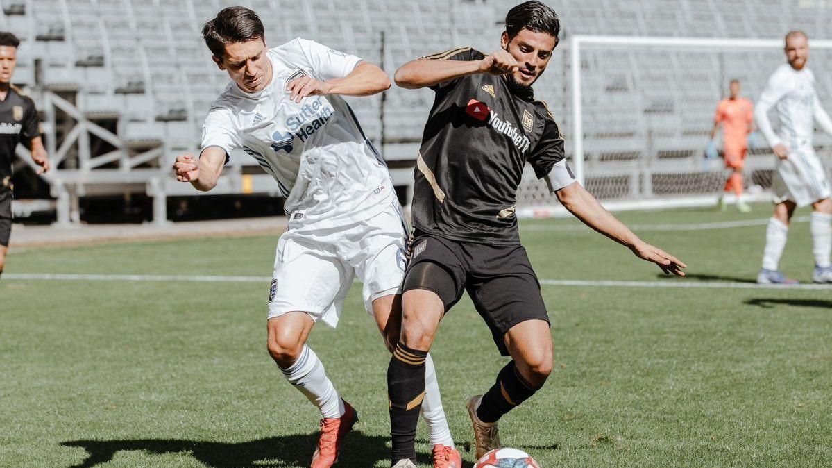 Carlos Vela y LAFC cayeron ante el San Jose de Matías Almeyda