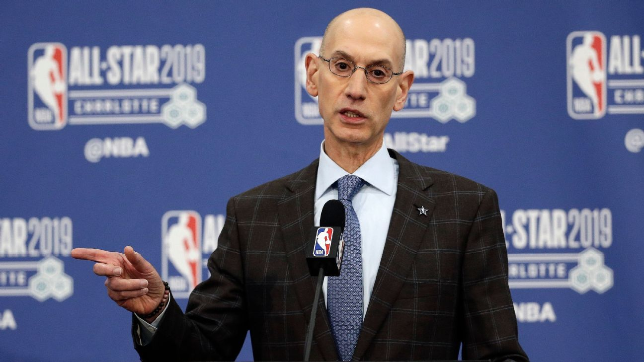 The most important things from Adam Silver's state-of-the-NBA address
