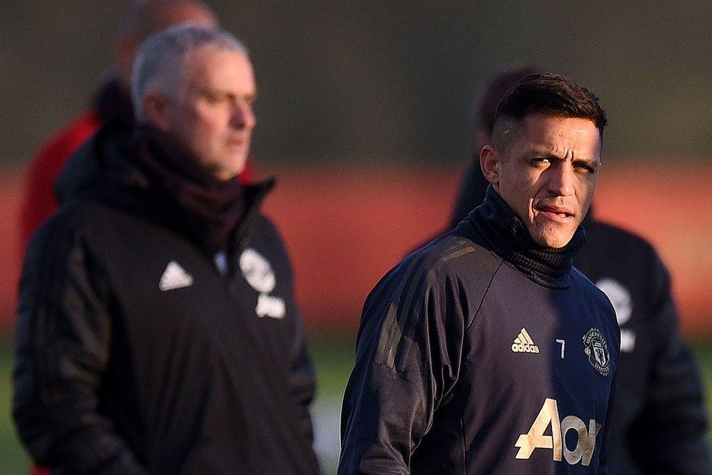 Ambiente con Mourinho no era sano, dice Alexis Sánchez