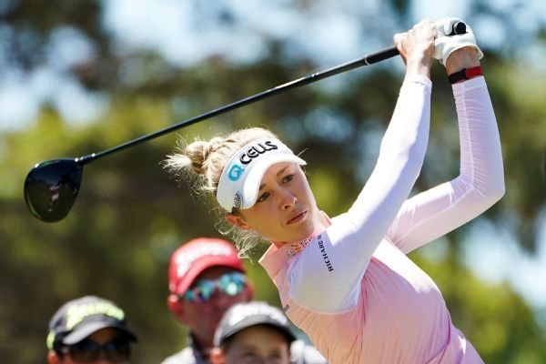 Nelly Korda wins Women's Australian Open, continues family history of success in Australia