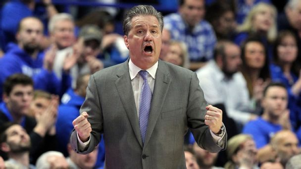 Power Rankings:  Put Kentucky in the top tier now, please