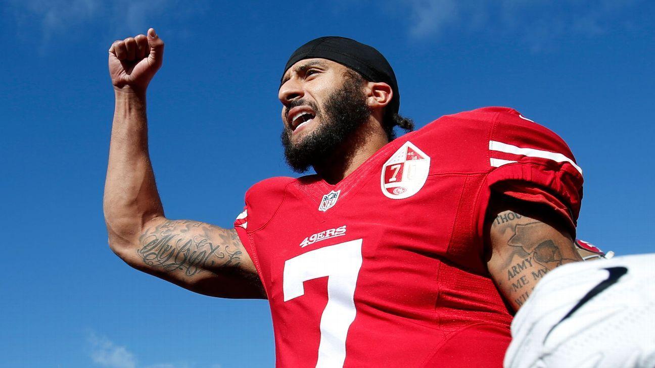 Colin Kaepernick mantuvo su postura, y la NFL finalmente cedió