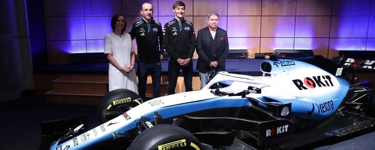 Williams no rodará en la primera jornada de pruebas en Montmeló