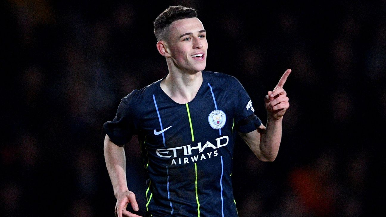 Manchester City boss Guardiola warns 'special' Foden he has work to do