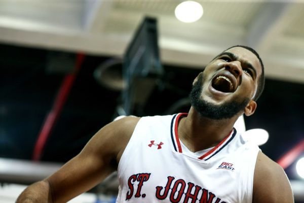 St. John's rallies from 14-point deficit to stun No. 13 Villanova