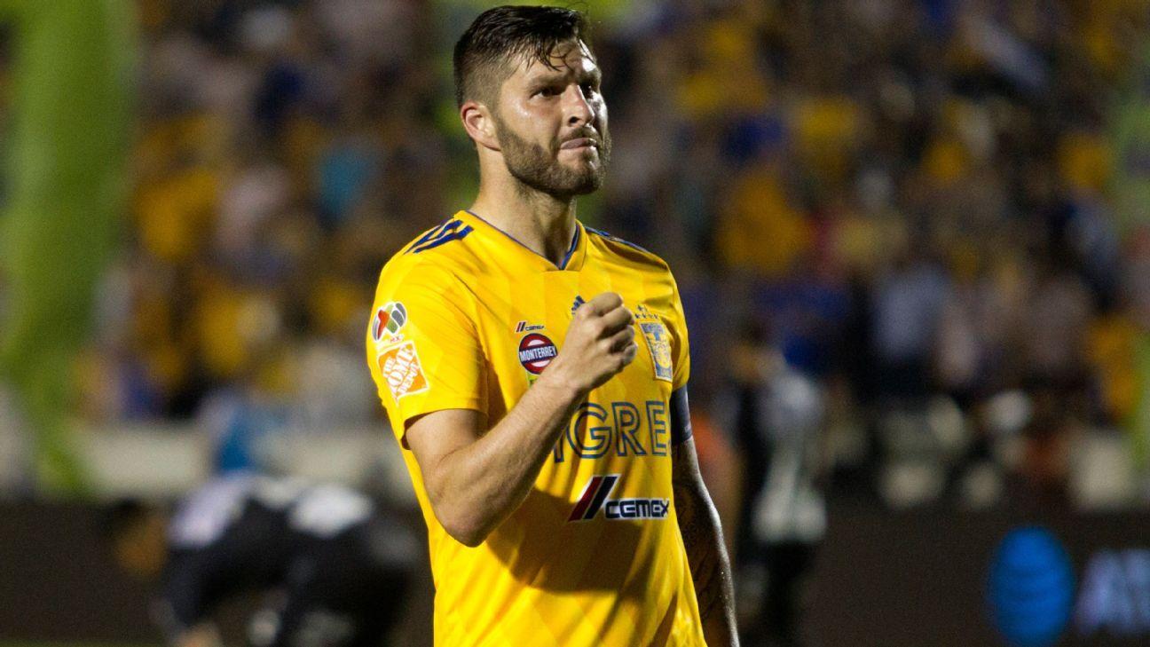 Tigres viajó a Costa Rica sin Gignac